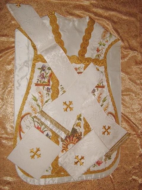 Traditional Roman Vestments