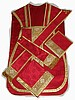 Roman Vestments, all liturgical colours