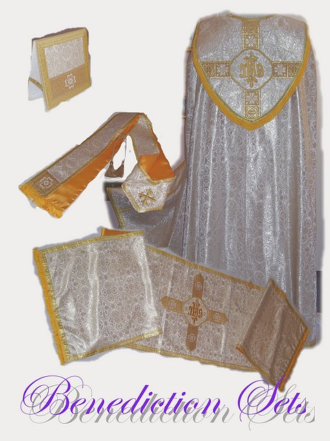 St. Conrad Benediction Set
