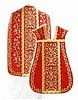 Embroidered Roman Vestments