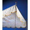 Italian Processional Canopy and Matching Poles set